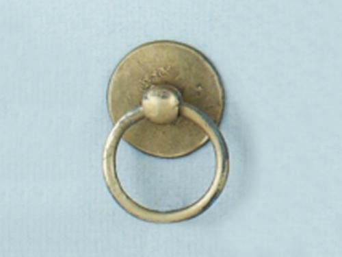 Brass Ring Drop Handles Ring Pulls Ring Drawer PullOptimum Brasses