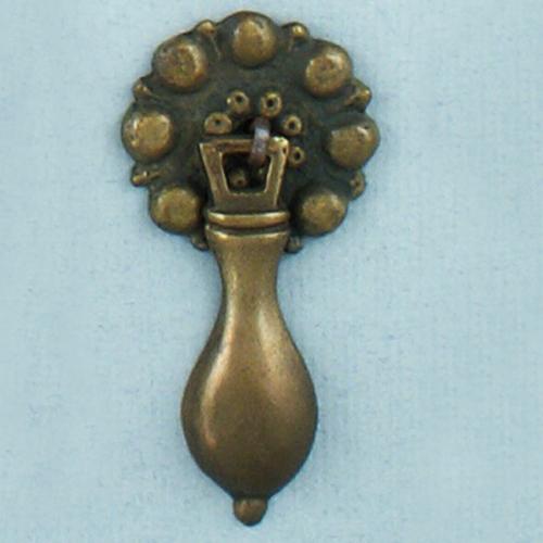 floral pear drop