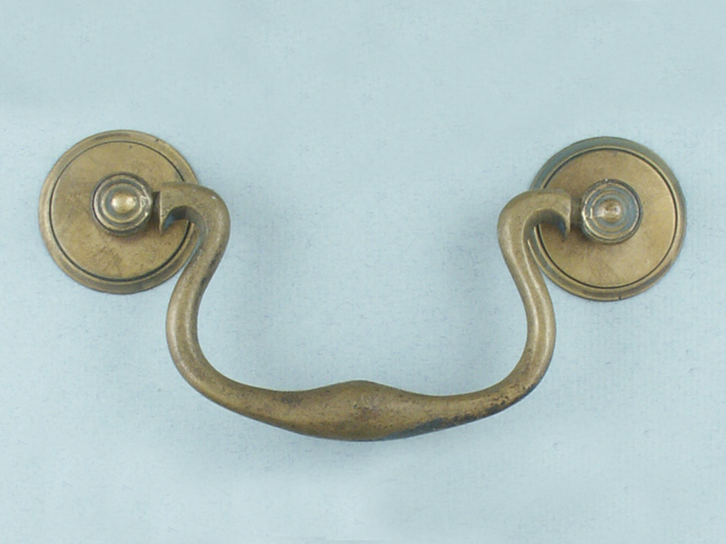 Swan Neck Handle A183 Optimum Brasses