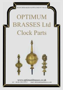 Clock Parts Supplement